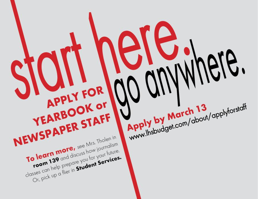 Apply for Staff